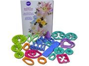 New Wilton Classic Gum Paste Flower Cutter Set Decorate