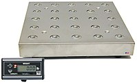 Avery Weigh-tronix 7880 Parcel Shipping Scale - 150 Lb / 100 Kg Maximum Weight Capacity Awt05-508656