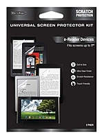 Fellowes Writeright 043859668359 7-inch Universal Screen Protector Kit - 2-pack