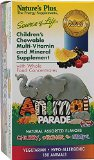 Nature's Plus - Childrens - Animal Parade Assorted 180