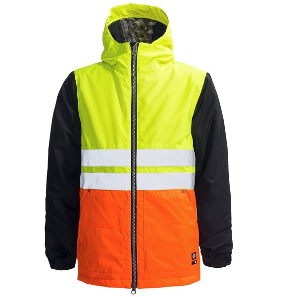 686 X Dickies Safety Industrial Insulated Jacket (For Boys)