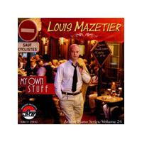 Louis Mazetier - My Own Stuff (Music CD)