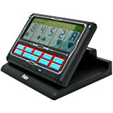 RecZone Portable Video Poker Touch-Screen 7 in 1 - Black and White