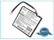 700mah Battery For Tomtom Via 120, Via Live Regional, Via Live Euro, 4eh44