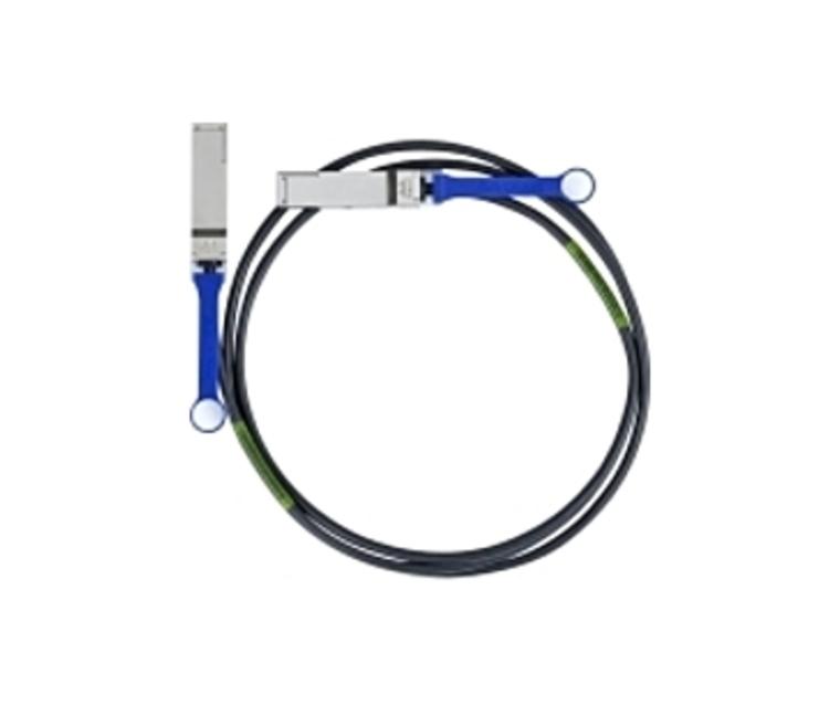 Mellanox Mc2206130-002 6.6 Feet Network Cable - Copper Conductor - 1 X Qsfp