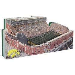Iowa Hawkeyes - Kinnick Stadium Lighted Replica