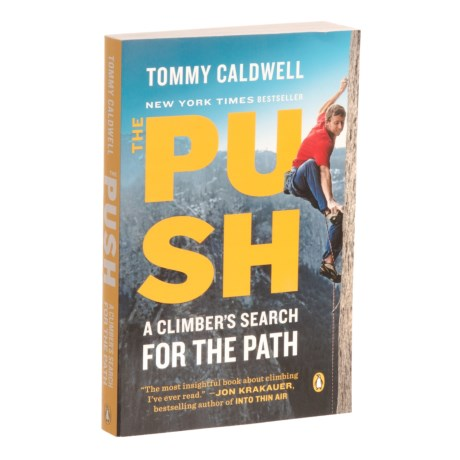 The Push, Paperback Book