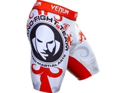 Venum Wanderlei Silva Inferno Vale Tudo Fight Shorts - Xl - Ice