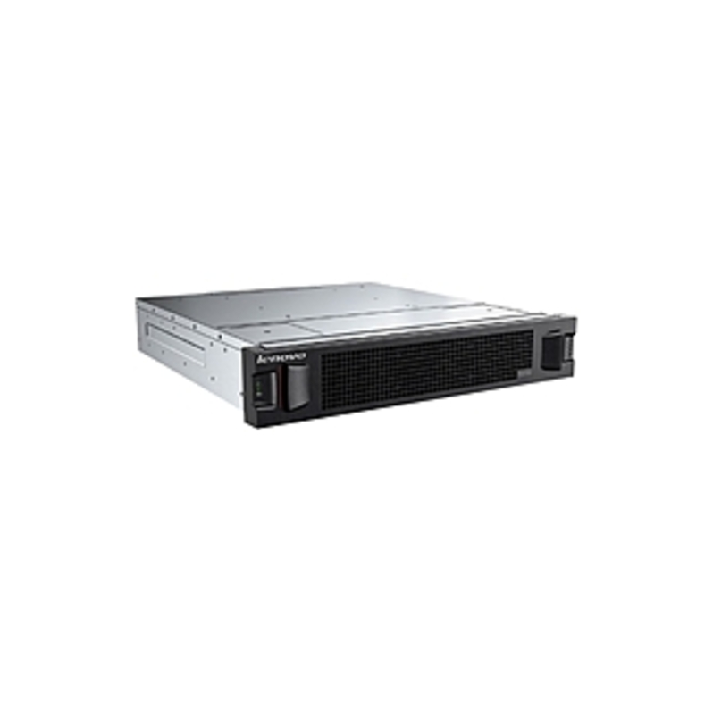 Lenovo S3200 Lff Chassis Dual Sas Controller - 12 X Hdd Supported - 2 X Serial Attached Scsi (sas) Controller0, 1, 3, 5, 6, 10, 50, 1, 3, 5, 6, 10, 50