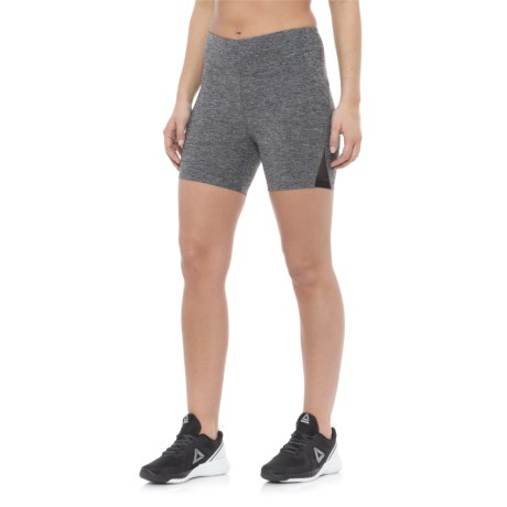 Mesh Insert Shorts - 5? (for Women)