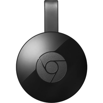 Google Ga3a00093-a14-z01 Chromecast Network Audio/video Player - Wireless Lan - Black - Netflix, Youtube, Pandora, Google Play Music, Google Play Movies & Tv, Hulu, Amazon Instant Video, Watchespn, Spotify, Mlb.tv, Hbo Now, ... - Internet Streaming - 1080