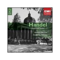 George Frideric Handel - Keyboard Suites - Vol. 1 (Gavrilov) (Music CD)