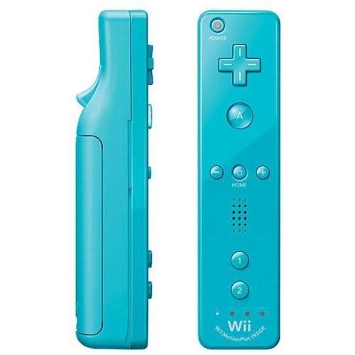 Wii Remote Plus (Blue)