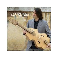 Scordatura: Lira da Gamba (Music CD)