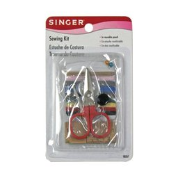 Singer 25 Piece Sewing Kit In Reusable Kit
