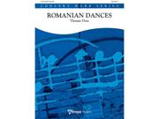 Mitropa Music Overture from Romanian Dances (Romanian Dances: Movement 1) Concert Band Level 5 Composed by Thomas Doss Length: 12.000 Weight: 2.31