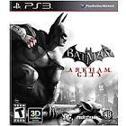 Batman: Arkham City for Playstation 3