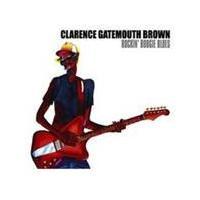Clarence 'Gatemouth' Brown - Rockin' Boogie Blues (Music CD)