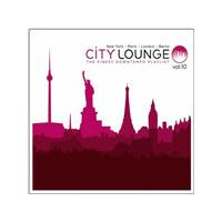 Various Artists - City Lounge, Vol. 10 (Music CD)
