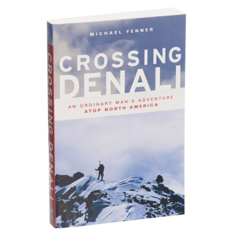 Crossing Denali Book - Paperback