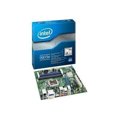 Desktop Board DQ67SW Executive Series - Executive Series - motherboard - micro ATX - LGA1155 Socket - Q67