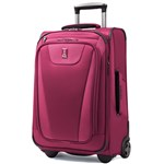 Travelpro Maxlite 4 22 Inch Exp Rollaboard -pink 22 Inch Expandable Ro