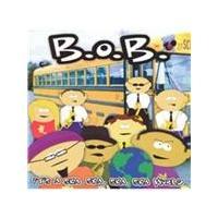 B.O.B. - It's Ska Ska Ska Ska World (Music CD)