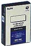 ALPS MD-INK cassett MDC-OPWH Based White