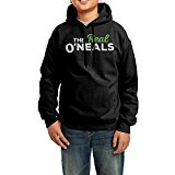 Unisex Youth The Real O'Neals American Single-camera Comedy Printing Sweatshirt
