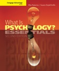 With a strong applied focus, WHAT IS PSYCHOLOGY? ESSENTIALS, 2nd Edition, captures and holds students' attention from the first page to the last