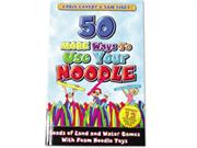 50 More Ways To Use Your Noodle Book