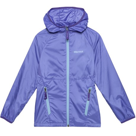 Marmot Ether Hoodie Jacket - Dwr (for Girls)