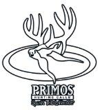 Primos Pro Cut Deer Decal