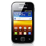 Samsung Galaxy Young S5360 Unlocked Gsm Quadband Cell Phone, Black