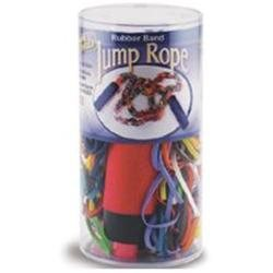 The Pencil Grip Tpg532T Jump Rope Kit With Foam Handles In