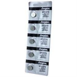 5pcs Energizer 370 371 Silver Oxide Watch Batteries SR920SW SR69 FAST USA SHIP