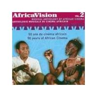 Various Artists - AfricaVision Vol.2 (50 Years Of African Cinema)