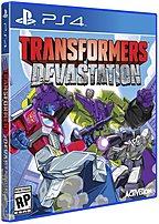 Activision Blizzard 047875771161 77116 Transformers Devastation - Playstation 4