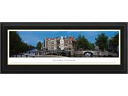 Amsterdam, Netherlands - Deluxe Framed Panoramic