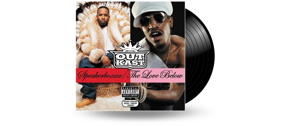 Alliance OutKast - Speakerboxxx: Love Below