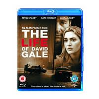 The Life of David Gale [Blu-ray]