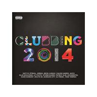Various Artists - Clubbing 2014 (2 CD) (Music CD)