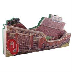 Oklahoma Sooners - Owen Field Replica w - Display Case