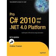 Pro C# 2010 and the .NET 4.0 Platform