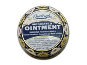 Rawleigh Natural Medicated Ointment And Chest Rub