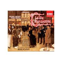 Jacques Offenbach - Vie Parisienne (Plasson, Crespin, Toulouse Orchestra)