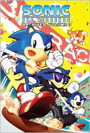 Sonic the Hedgehog Archives, Volume 3