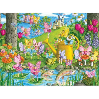 Fairy Playland 100 Xxl Piece Puzzle By Ravensburger