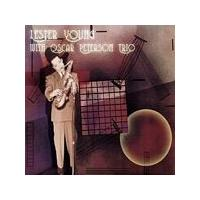 Lester Young/Oscar Peterson 3 - Lester Young With Oscar Oeterson Trio (Music CD)