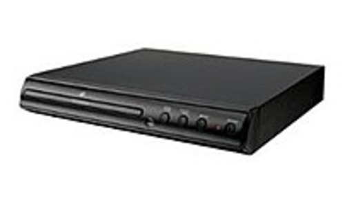 Gpx D200b 2 Channel Dvd Player With Remote Control - Progressive Scan - Black
